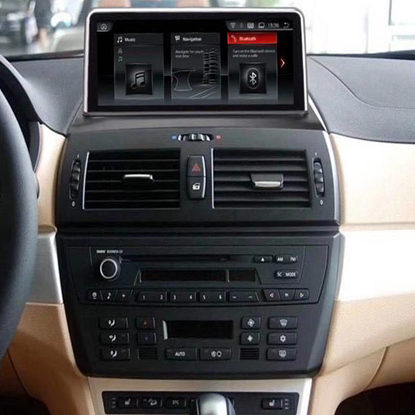 تصویر دی وی دی فابریک بی ام و BMW X3